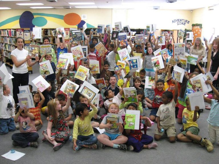 BLG makes reading to children a corporate priority