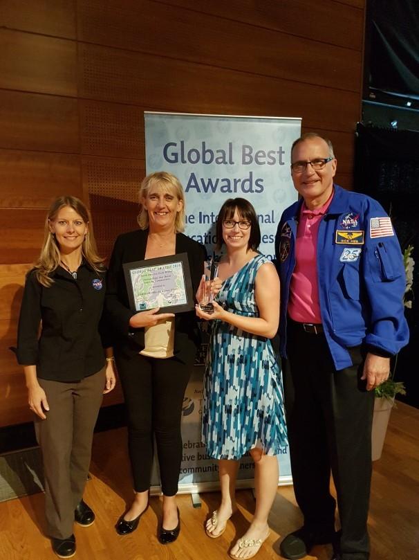 Ottawa Network for Education is a Global Best Gold Award Winner