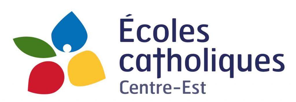 Conseil des ecoles catholiques du centre-est logo