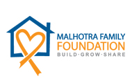 malholtra family foundation logo