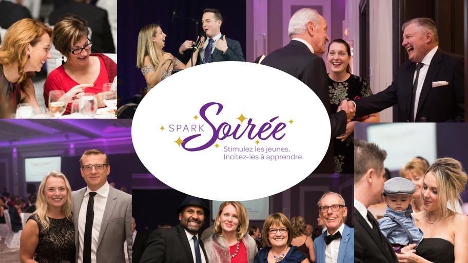 Spark Soirée, ONFE, ROPE, Ottawa network for Education, ottawa, charity, fundraising, not for profit, School breakfast program, SBP