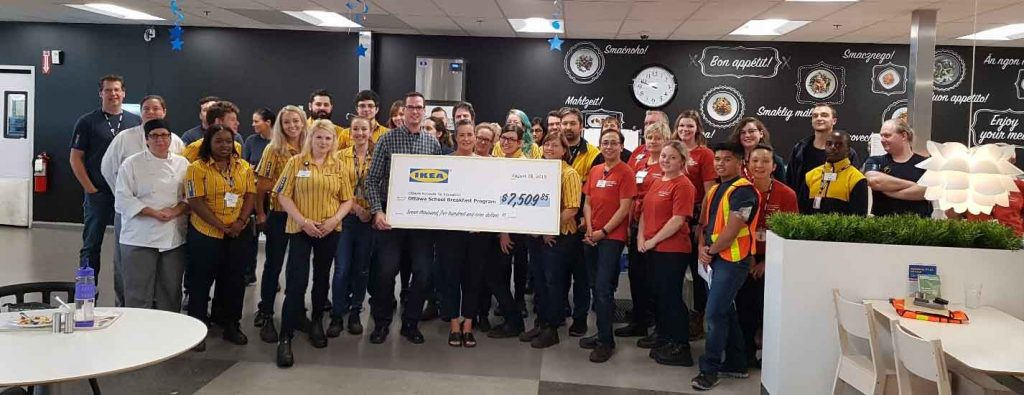 "IKEA, ONFE, ROPE, Ottawa Network for Education, Reseaux d""ottawa pour education, charity, not for profit, SBP, fundraising, third-party event"