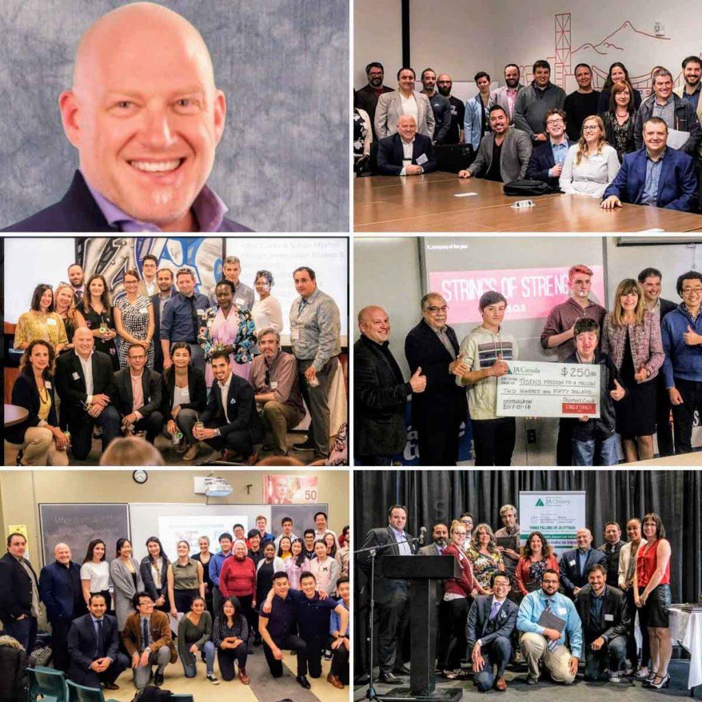 ONFE, Ottawa Network for Education, JA Ottawa, Junior Achievement, volunteer month, not for profit, charity, ROPE, entrepreneurship