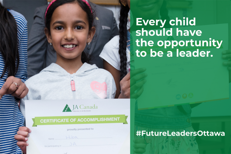 #FutureLeadersOttawa: Reflecting on our November Campaign