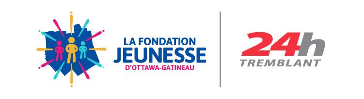 Ottawa-Gatineau Youth Foundation and 24H Tremblant logo