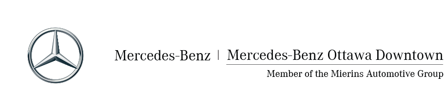 Mercedes-Benz Ottawa Downtown logo